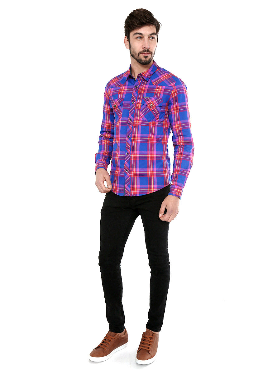 Camisa Multicolor - Guess