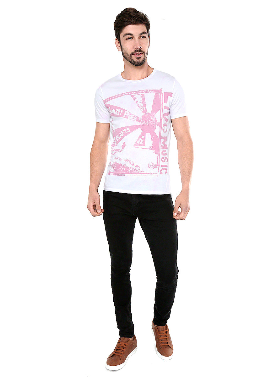 Playera Blanca - Guess