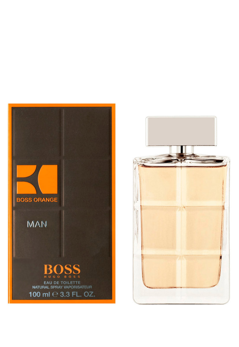 Boss Orange 100 Ml Edt Spray - Hugo Boss