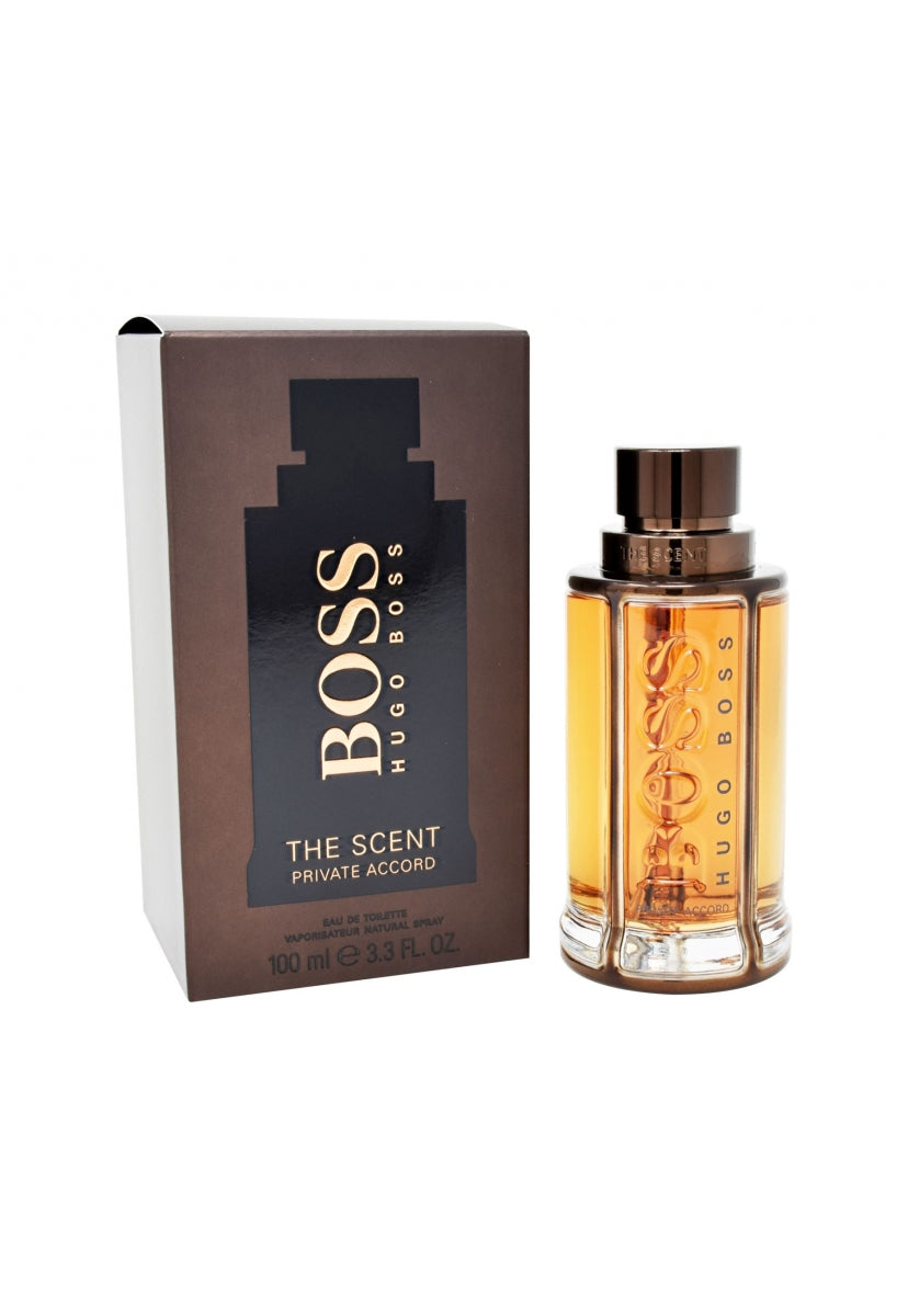 Boss The Scent Private Accord 100Ml Edt Spray - Hugo Boss