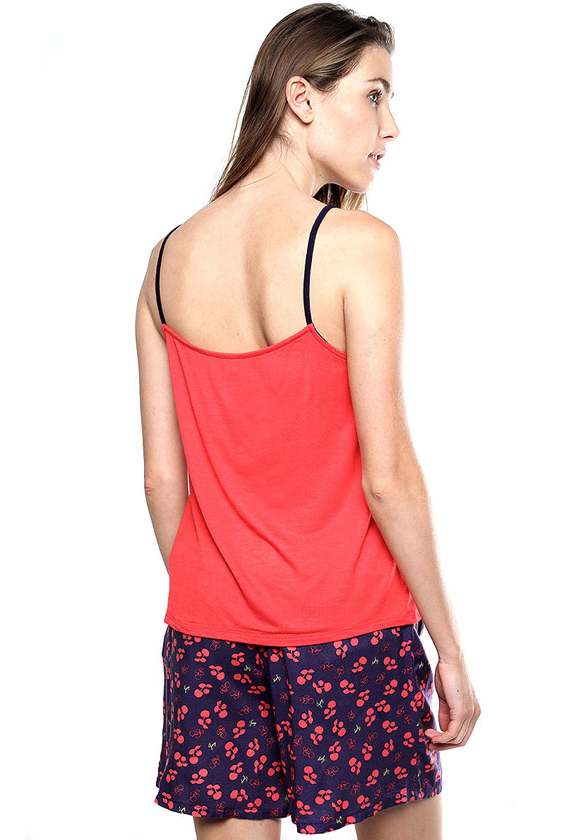 Pijama 2 pz Rojo con Azul - Juicy Couture