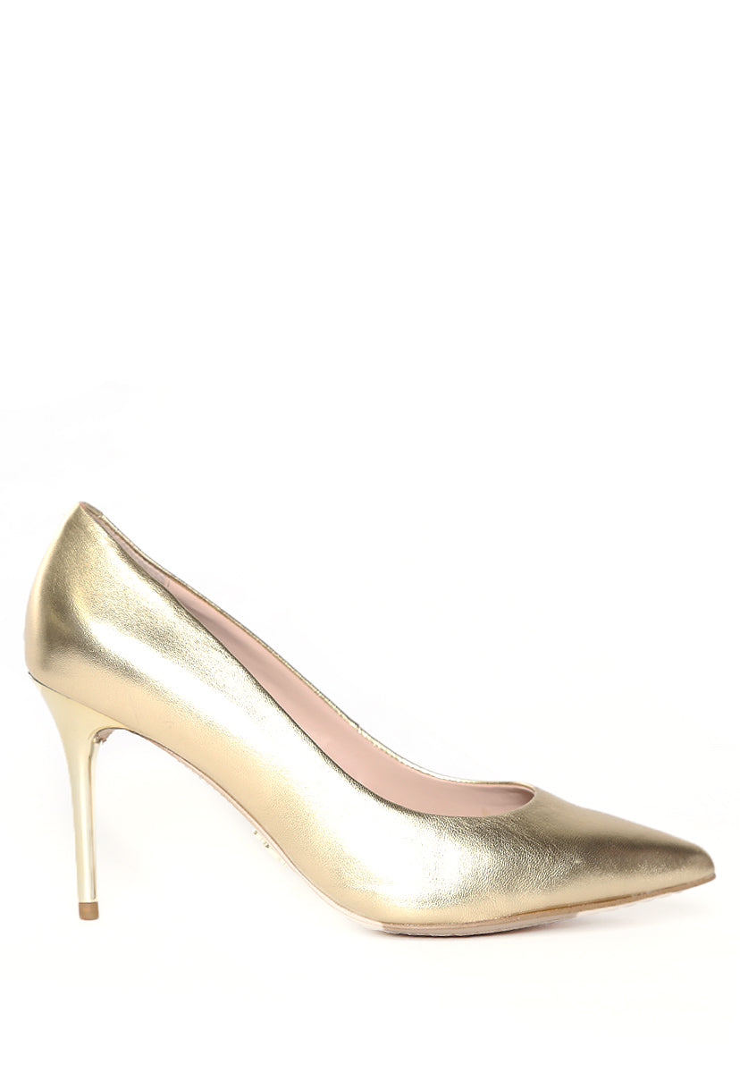 Zapatilla Oro - Juicy Couture