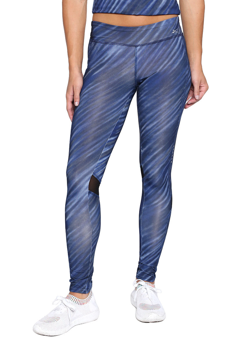 Leggings Deportivo Azul - Kinetic