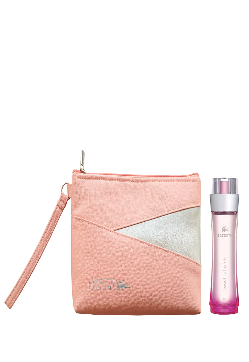 Set para dama Lacoste Touch of Pink - Lacoste
