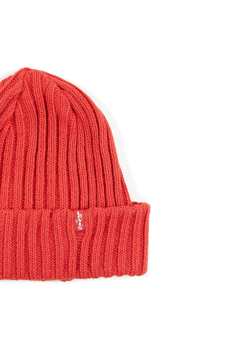 Ribbed Beanie - Levis