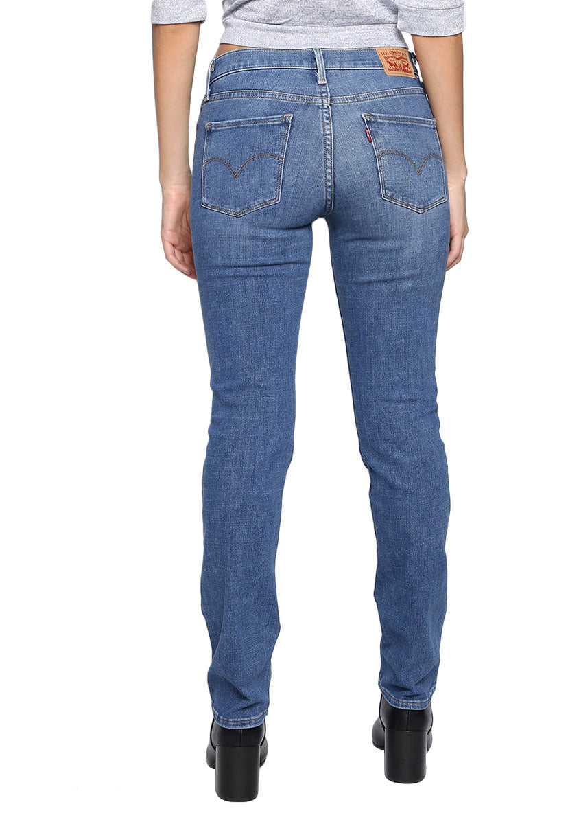 Jeans Shaping Slim Azul - Levis