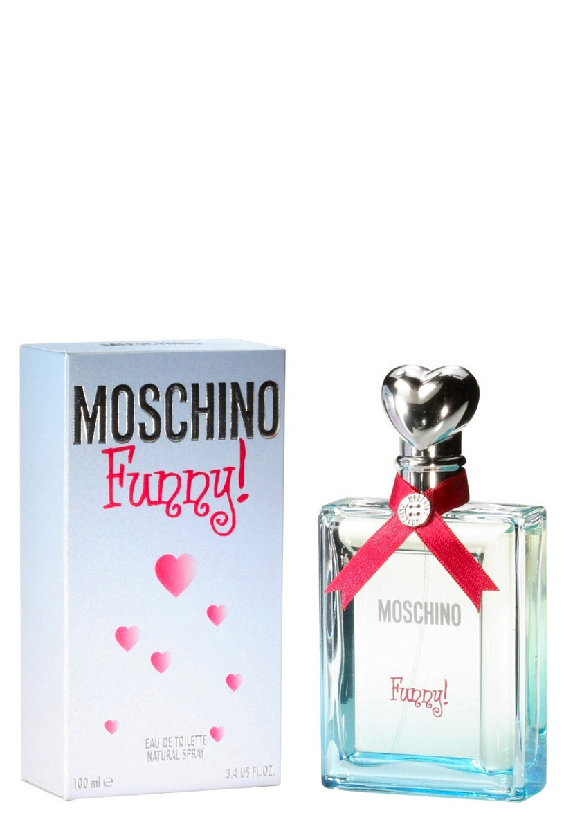 Moschino Funny! 100 ml EDT Spray - Moschino