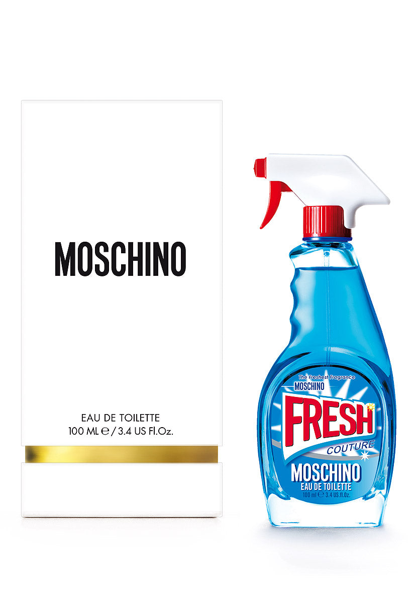 Moschino Fresh Couture 100 Ml Edt Spray - Moschino