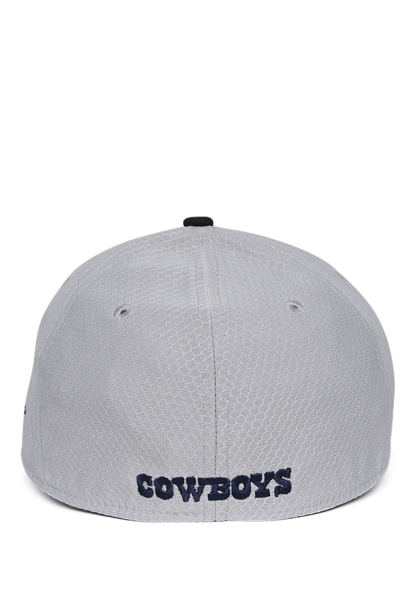 Gorra 39 Thirty Dallas Cowboys Gris - New Era