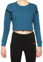Sudadera Nike Run NTF Cropped