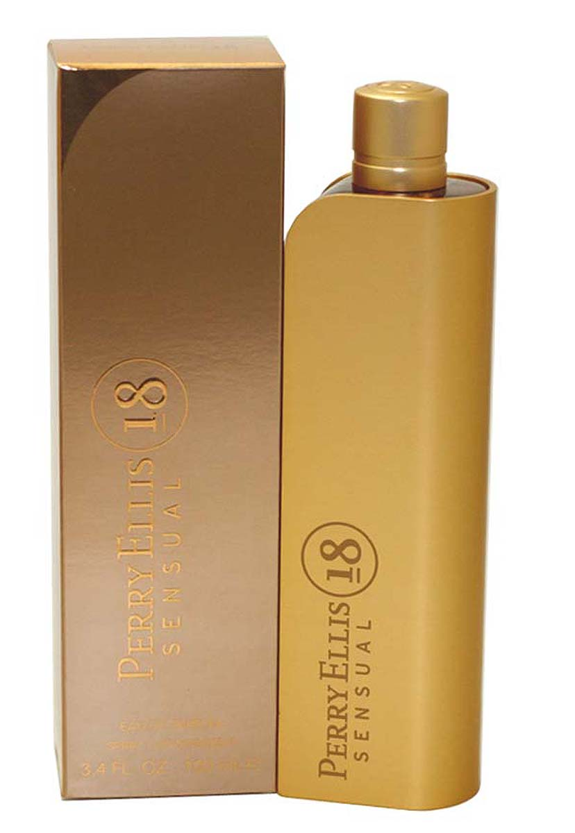 Perry Ellis 18 Sensual 100 ml EDP Spray - Perry Ellis