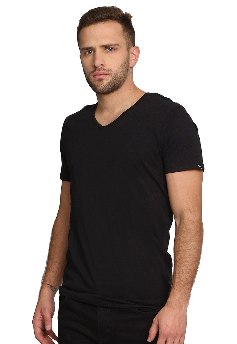 V-Neck T-Shirts 2 Pack - Puma