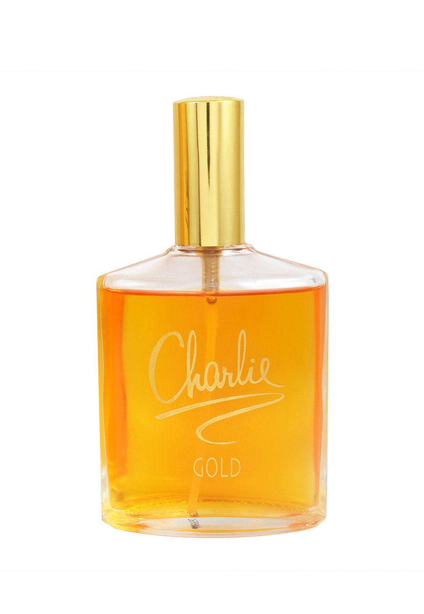 Charlie Gold  100 Ml Edt Spray - Revlon