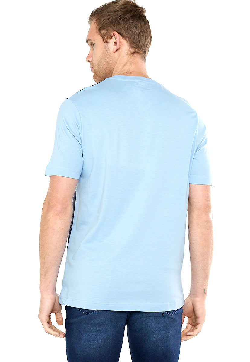 Playera Azul - Sean John
