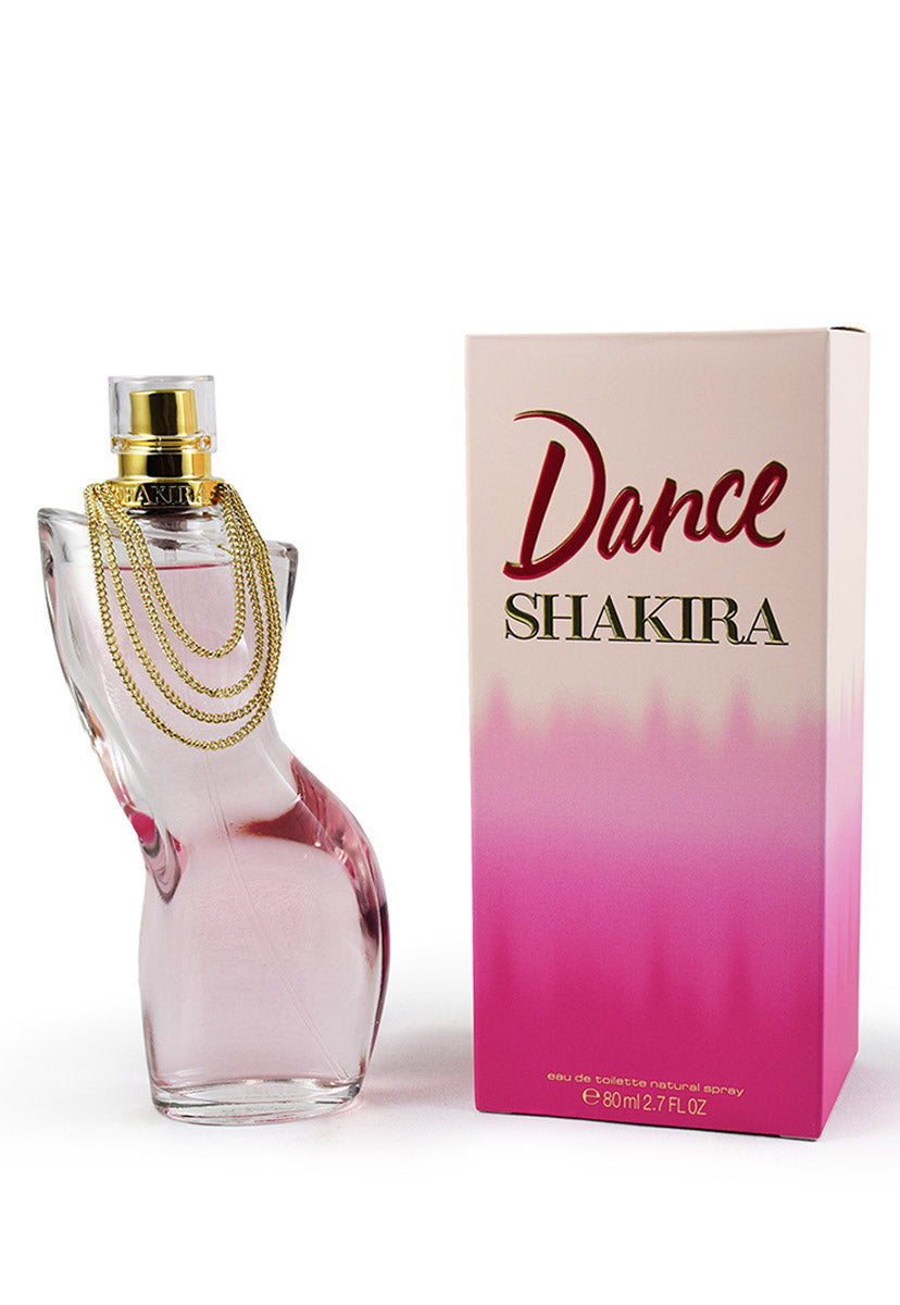 Shakira Dance 80 Ml Edt Spray - Shakira