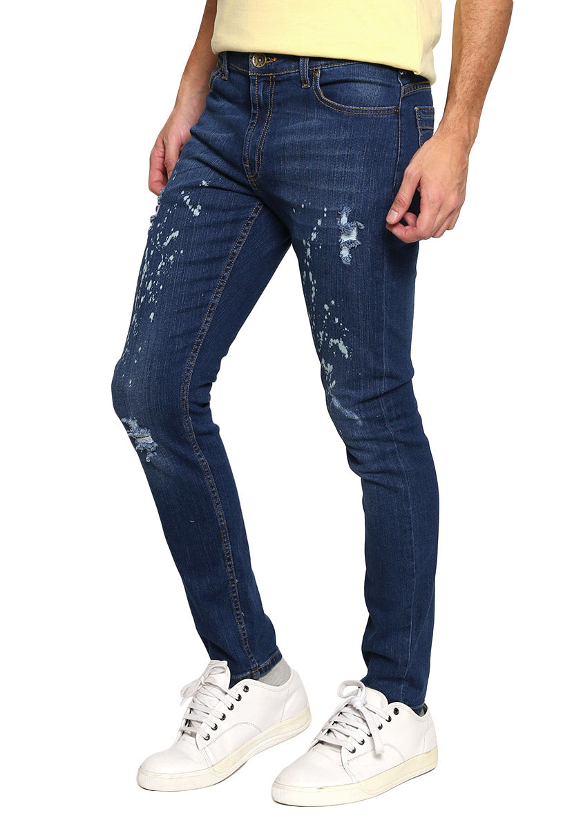 Jeans Desgastados - Supply