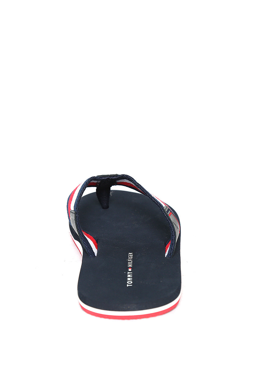 CORPORATE WEBBING BEACH SANDAL - Tommy Hilfiger