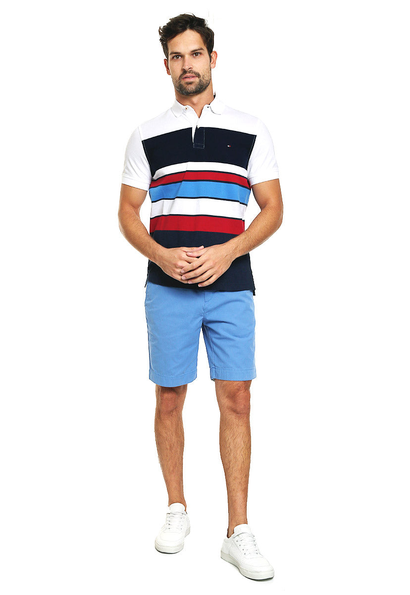 Custom Fit Chino Short - false