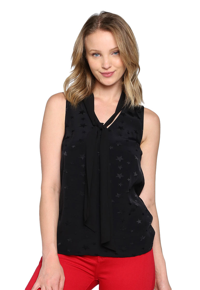 Blusa Mujer Negro - Tommy Hilfiger