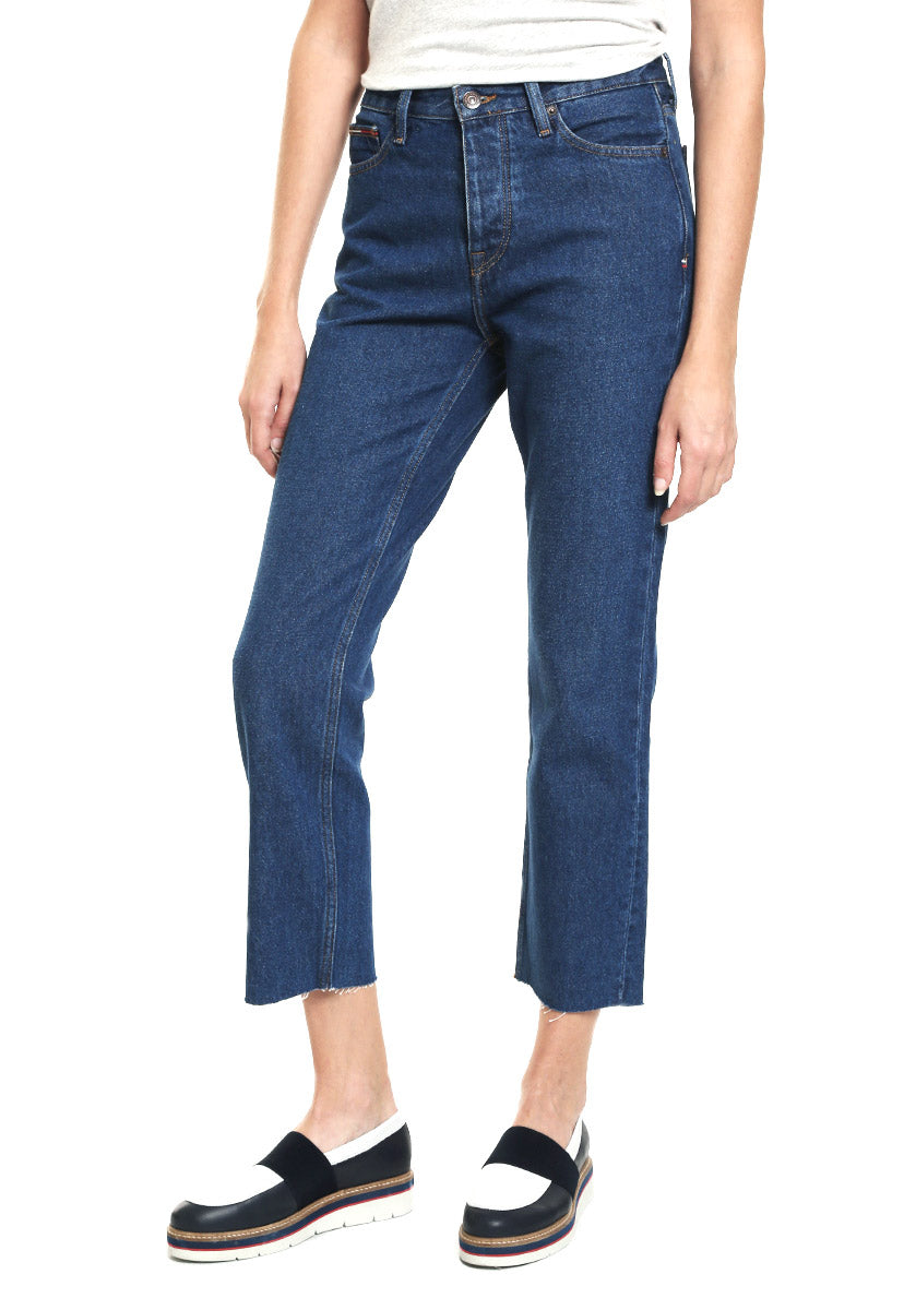 Jeans High Rise Slim Izzy Tjdbri - Tommy Jeans
