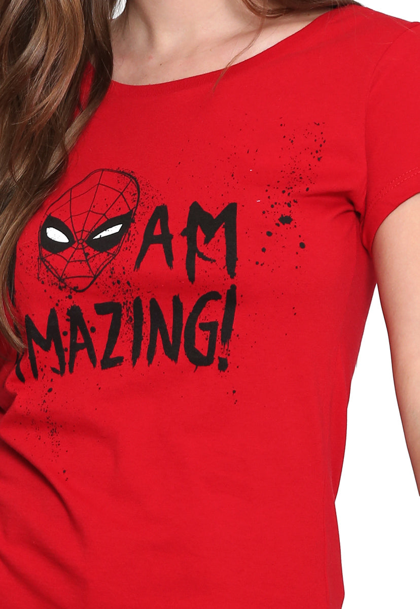 Playera SPIDER-MAN - Toxic