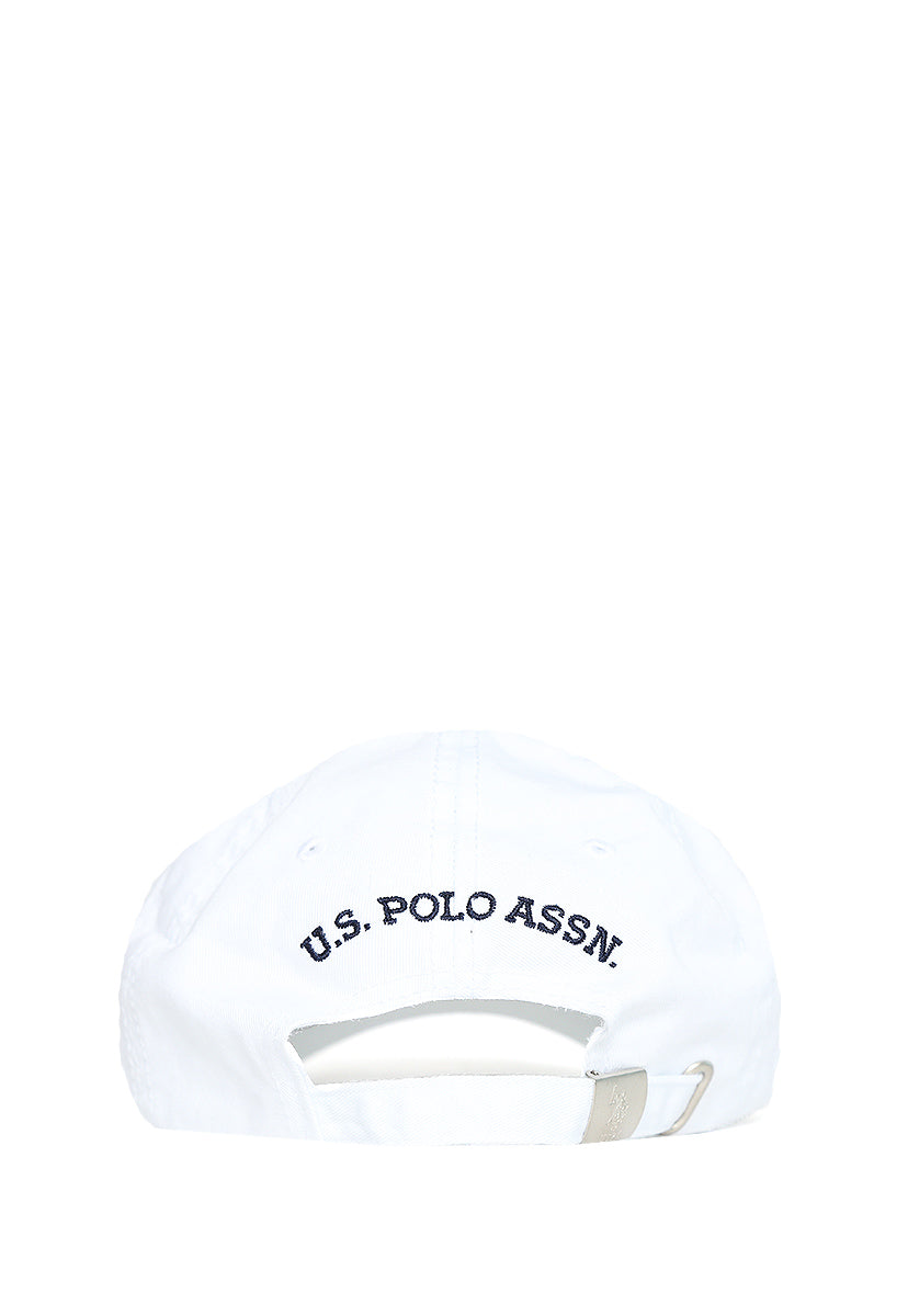 Gorra Blanca - US Polo ASSN