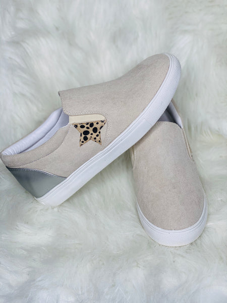 Star Slip-on Sneakers
