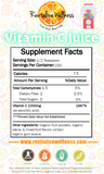 Organic Vitamin C Juice Powder - 300 Grams