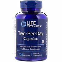 Life Extension Multivitamin - 120 Capsules
