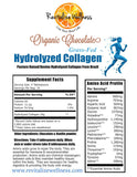 Organic Hydrolyzed Grass-fed Collagen - 500 grams / 17oz