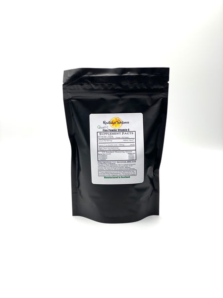 5 Pounds of Quali-C - Fine Powder Vitamin C