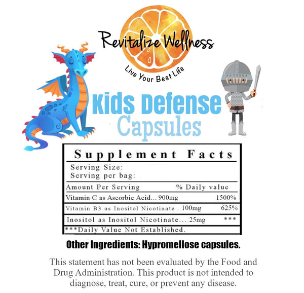 Kids Defense Capsules