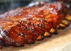 Sweet Sticky Spare Ribs