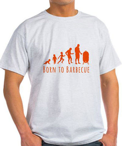 ProQ Born to BBQ T-Shirt - Front