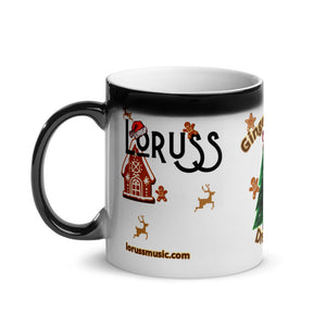 GINGERBREAD DREAMS MAGIC MUG
