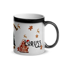 Load image into Gallery viewer, GINGERBREAD DREAMS MAGIC MUG