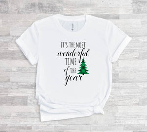 It's The Most Wonderful Time Of The Year - Short Sleeve