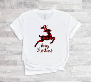 Merry Christmas - Short Sleeve