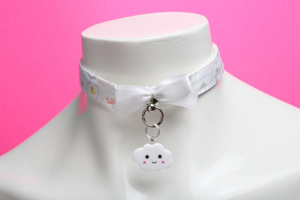 Cloudy Day Collar
