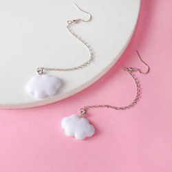 Lost in  the Clouds Earrings