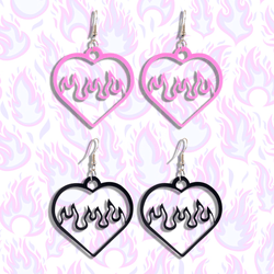 Fire N' Desire Earrings