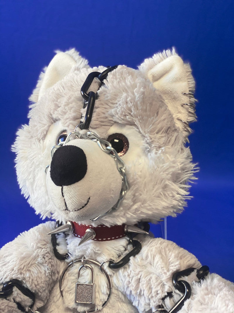 Wilfred the Bondage Wolf
