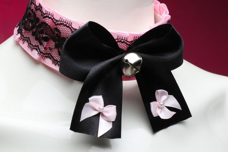 Pink Darling Collar