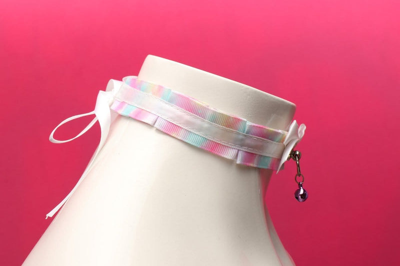 Pastel Watercolor Collar