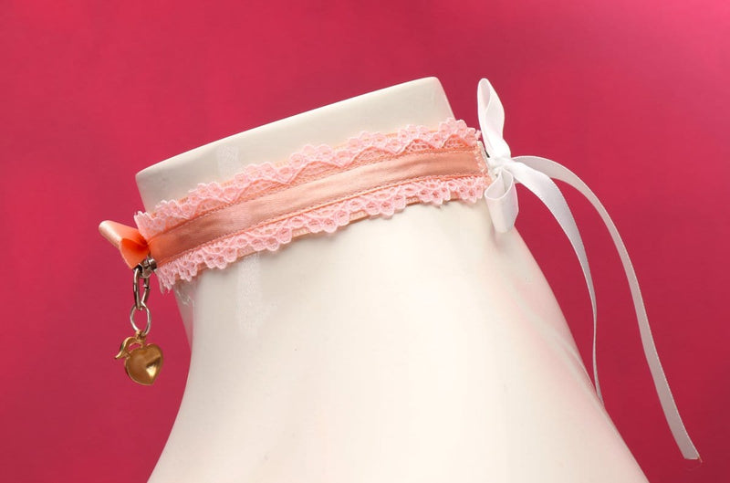 Blushing Peach Collar