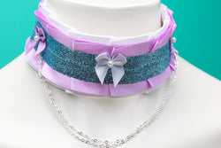 Purple Princess Collar