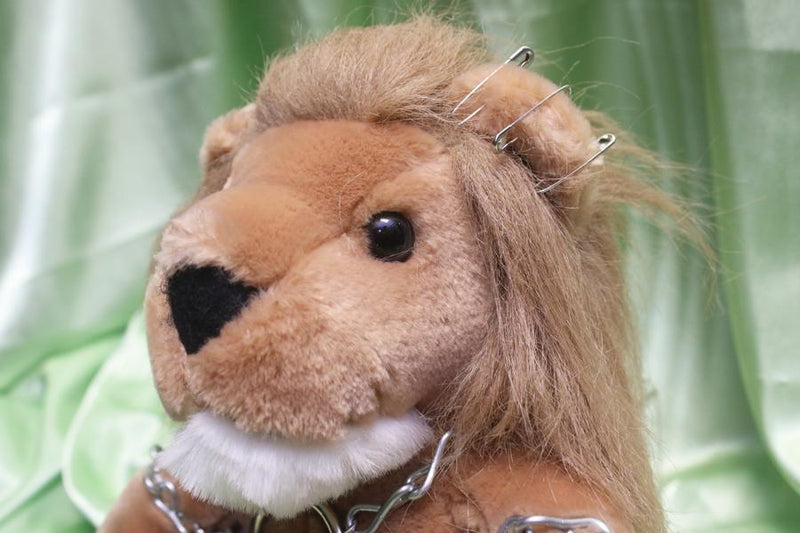Fabio the Fabulous Lion