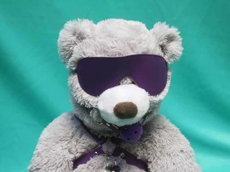 Greyson the Bondage Bear