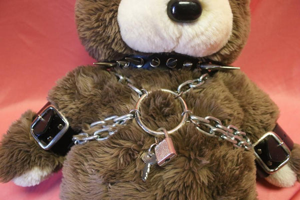Bruno the Bondage Bear