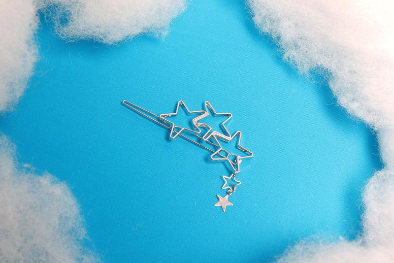Dripping in Stars Hair Pin